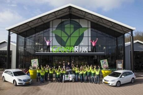 Tuincentrum groenrijk tilburg opent deuren for Groen rijk