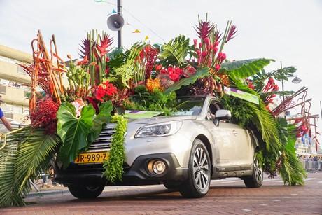Spreekwoorden En Gezegden Thema Flower Parade Rijnsburg