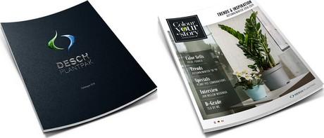 Desch Plantpak presents restyled magazine, new catalogue