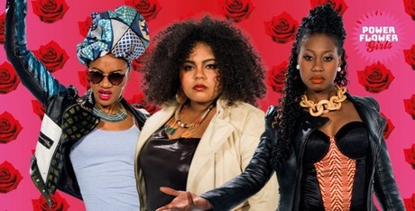 NL: Female rap group fights for living wage African flower pickers