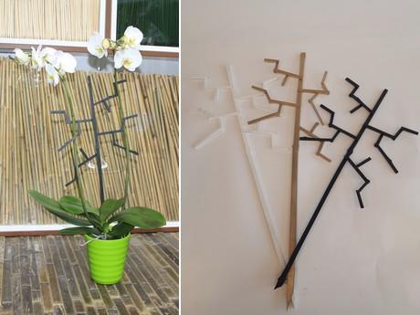 Van vloer tot visitekaartjes alles is bamboe